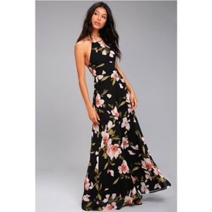 Lulus Adventure Seeker Maxi Dress